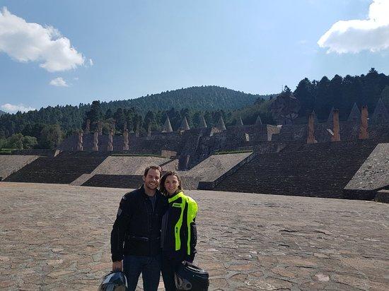 Temoaya, Meksyk: Centro Ceremonial Otomí