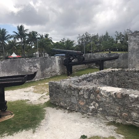 A lot of history in this small fort
