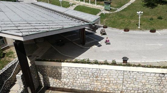 Bare, Serbie: Hotel Omorika