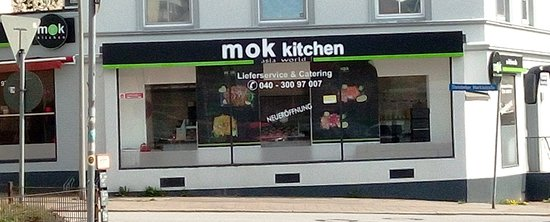 Mok Kitchen Hamburg