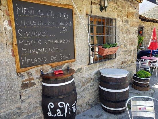 imagen Bar Restaurante La Viñona en Pesaguero