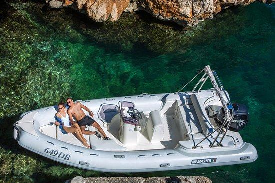 RIB Speedboats Dubrovnik