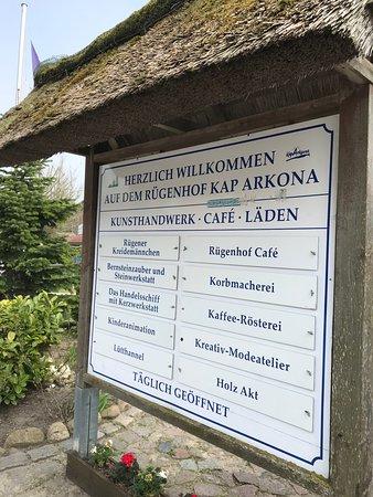 Ruegenhof Arkona: Rügenhof Arkona