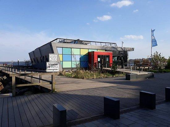 Eckernforde, Germany: Eckernfoerde Stadthafen, Eckernförde, Alemania.