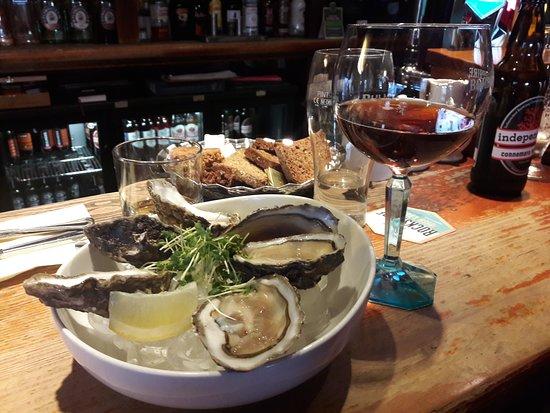 E.J. Kings: Oysters