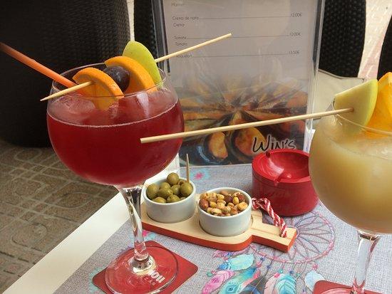 Win's cocktail bar照片