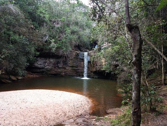 Itambe do Mato Dentro: Cachoeira Lúcio - Linda!!