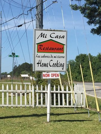 Mi Casa Valdosta Menu Prices Restaurant Reviews