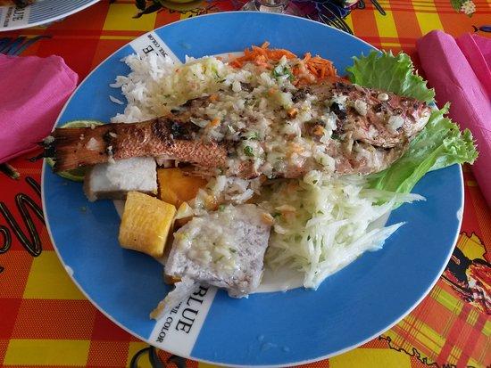 Restaurant Chez Filin Martinique
