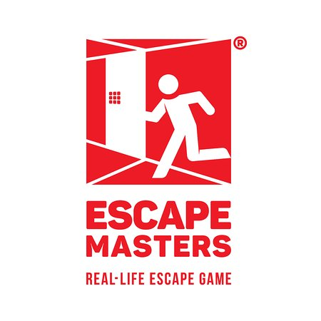 Manukau, New Zealand: Escape Masters logo