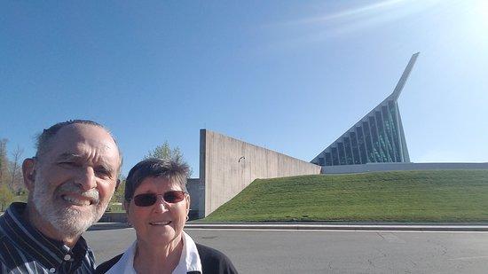 Triangle, VA: OUtside the Museum