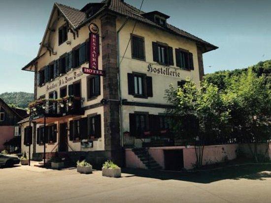 Carte Alsace Lapoutroie.Restaurant A La Bonne Truite Lapoutroie Restaurant Avis