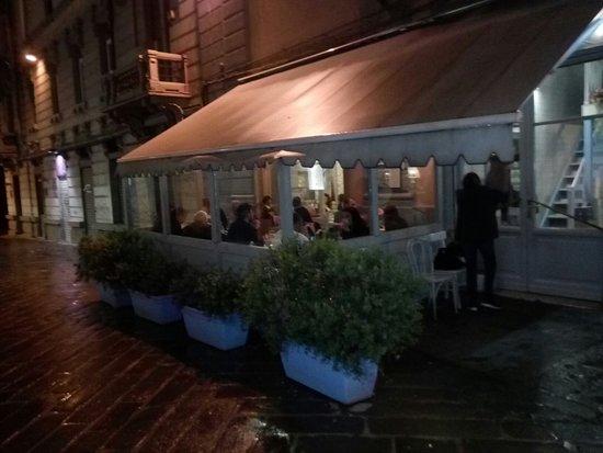 Osteria da Bartali a La Spezia