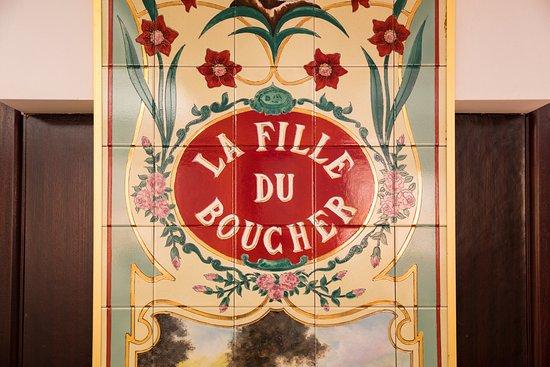 La Fille Du Boucher Paris Plaine De Monceaux Menu