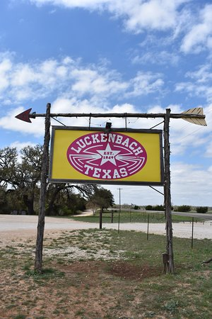 SEARCHING FOR WAYLON, WILLIE & THE BOY IN LUCKENBACH, TEXAS