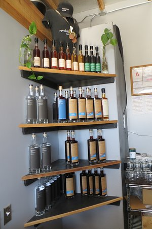Revolution Spirits Distilling