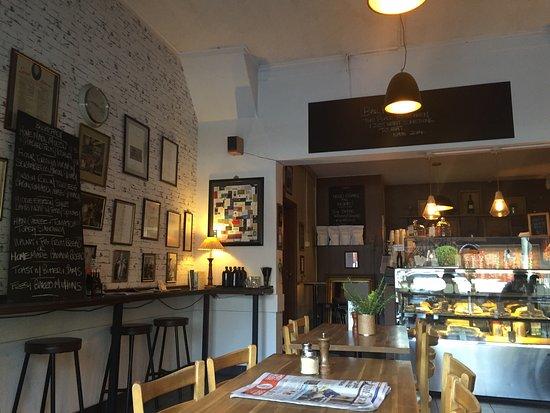 Bar ristretto hawthorn ristorante recensioni numero di telefono