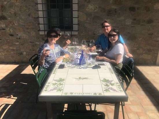 Alessandro Cammilli Private Tours: Lunch in Tuscany!!