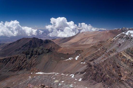 San Juan Trekking: En la cumbre!
