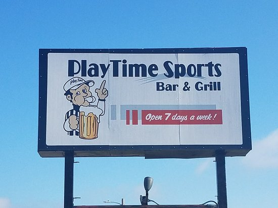 Perham, MN: Welcome Sign.