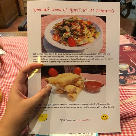 Belmiro's Pizza & Subs: photo4.jpg