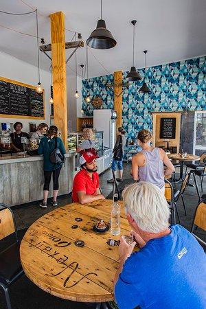 Twizel, Yeni Zelanda: Hydro Cafe