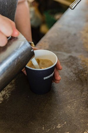 Twizel, نيوزيلندا: Coffee