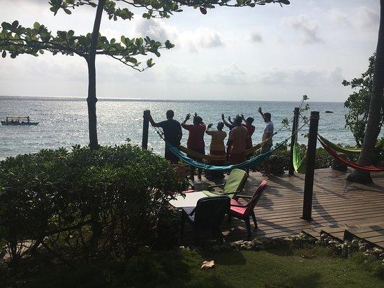 Bilde fra Isla Fuerte