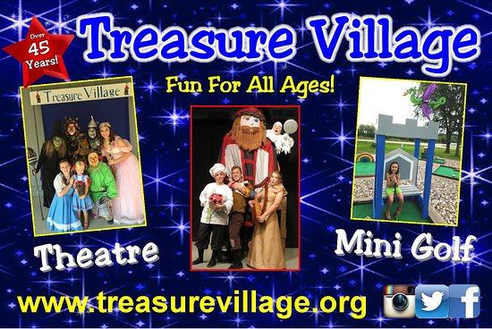 ‪Treasure Village‬