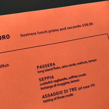 marea new york city restaurantanmeldelser tripadvisor