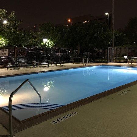 Solid Hilton Garden Inn