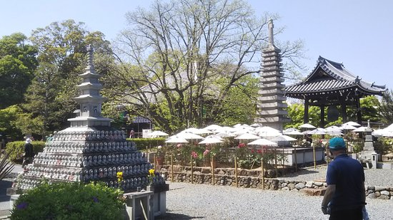 Nagaokakyo, Ιαπωνία: 境内