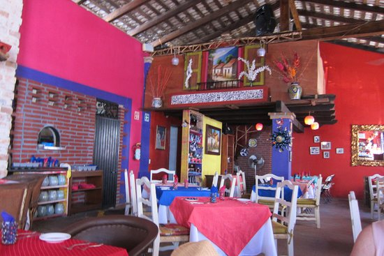 Inside view picture of casa tradicional cocina mexicana for Casa tradicional cocina