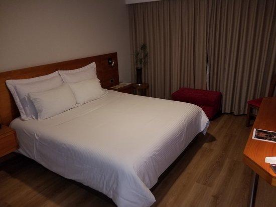 Affinity Apart Hotel : king size