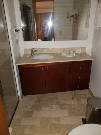 Affinity Apart Hotel : Bathroom 2