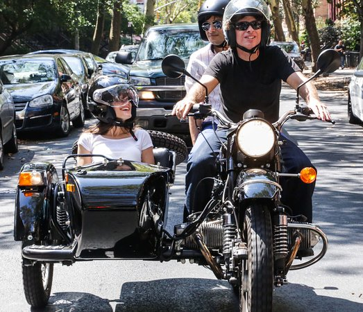 New York Sidecar Tours