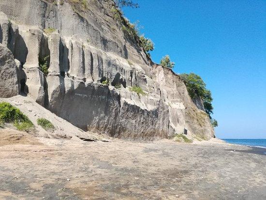 Lombok, Indonesia: Tebing Beach