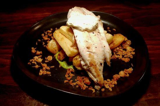 Diva Bistro & Bar: Diva Fish & Chips