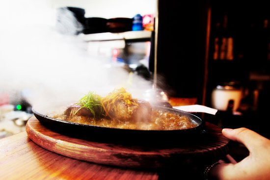 b1f5c5fcea266 Sizzling eye fillet beef medallions - Picture of Steam Restaurant ...