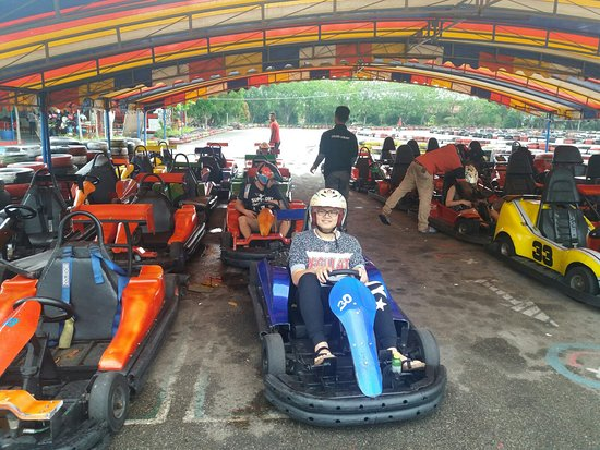 Go Cart at Batam
