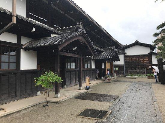 Takayama Municipal Government Memorial Hall: 市政記念館正門側拍