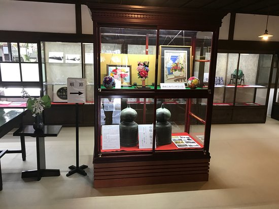 Takayama Municipal Government Memorial Hall: 市政記念館內部陳列