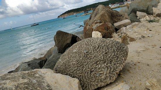 Dickenson Bay: beauty