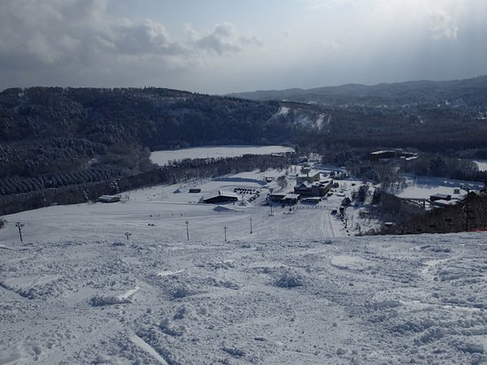 Rich Onsen Ski Resort