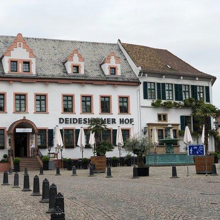 Deidesheimer Hof, Hotels in Bad Dürkheim