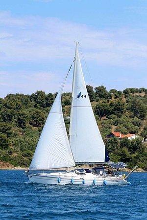 Paliouri, Grecja: Sailing yacht Mamilo (Bavaria 44)