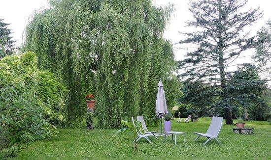 Aisey-sur-Seine, França: parc