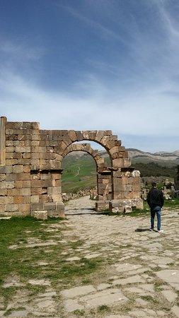 Djemila, Algeria: Djmiala6