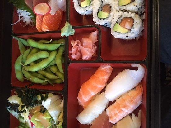 Sushi Nara: Nara Bento - £ 16.00