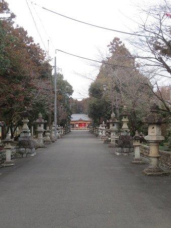 Godo-cho, Japan: 参道内